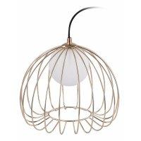 Настольная лампа декоративная Polly MOD542TL-01G