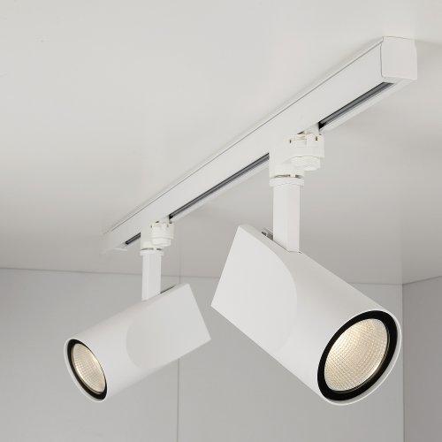 Трековый светодиодный светильник Vista Белый 32W 3300K (LTB15)
