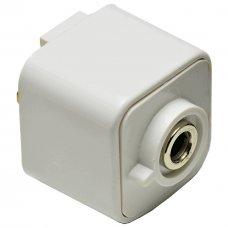 IL.0010.0046 Адаптер светильника на однофазный трек. Белый