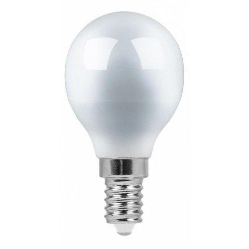 Лампа светодиодная E14 220В 5Вт 4000 K LB-38 25403