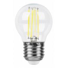 Лампа светодиодная E27 220В 5Вт 4000 K LB-61 25582