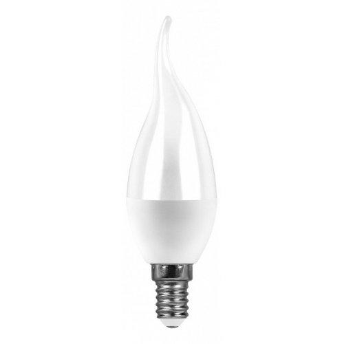 Лампа светодиодная E14 220В 7Вт 2700 K LB-97 25760