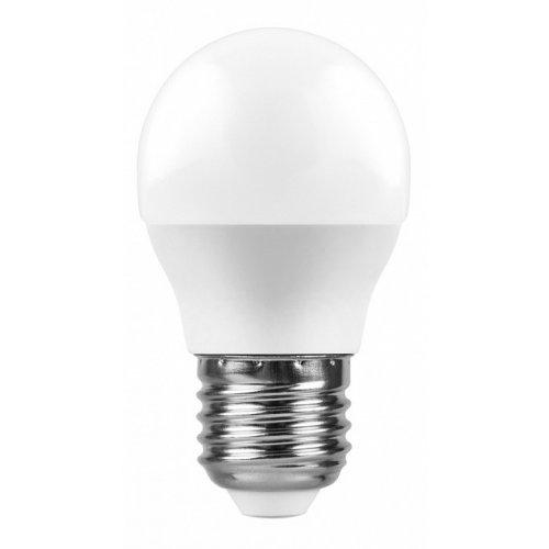 Лампа светодиодная E27 220В 9Вт 4000 K LB-550 25806