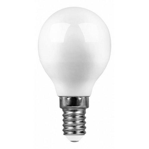 Лампа светодиодная E14 220В 7Вт 2700 K SBG4507 55034
