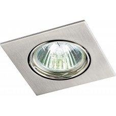 Встраиваемый светильник Quadro 369106