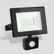 Прожектор Elementary (с датчиком) 027 FL LED 30W 6500K IP44 027 FL LED 30W 6500K IP44