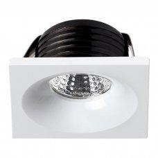Встраиваемый светодиодный светильник Novotech Dot 357701